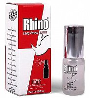 Sprej Rhino Long Power na oddálení ejakulace 10 ml