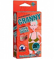 Travel Size Granny Love Doll